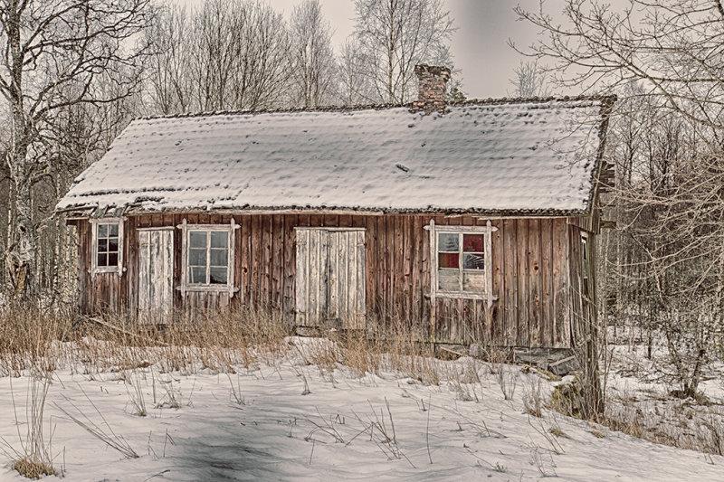 Cottage - not mine!