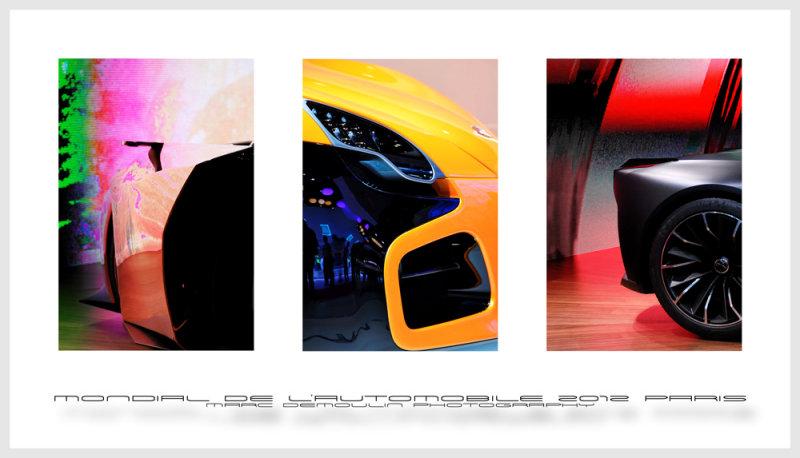 Mondial de lAutomobile 2012 Paris 1