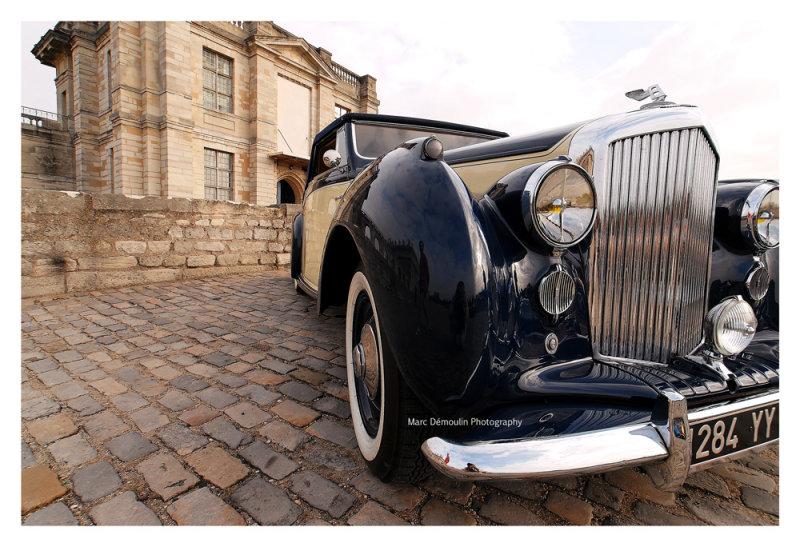 Bentley Mark VI Park Ward, Vincennes 2007