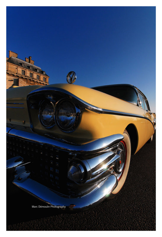 Buick Century 1958, Vincennes 2008