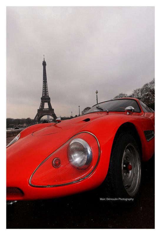 Alfa-Romeo 1000 Abarth 1958, Paris 2010