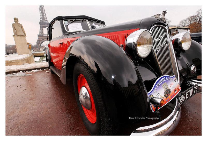 Stoewer Arkona 1938, Paris 2010