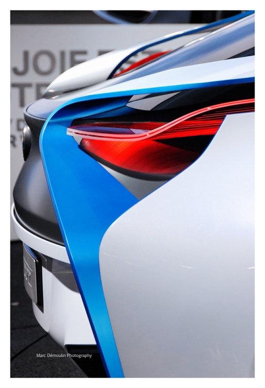BMW Concept Vision, Paris 2010