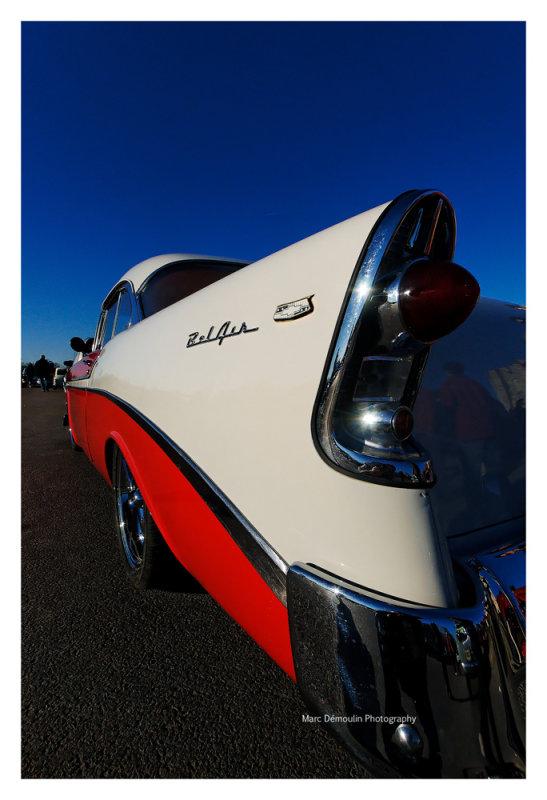 Chevrolet Bel Air 1956, Vincennes 2011