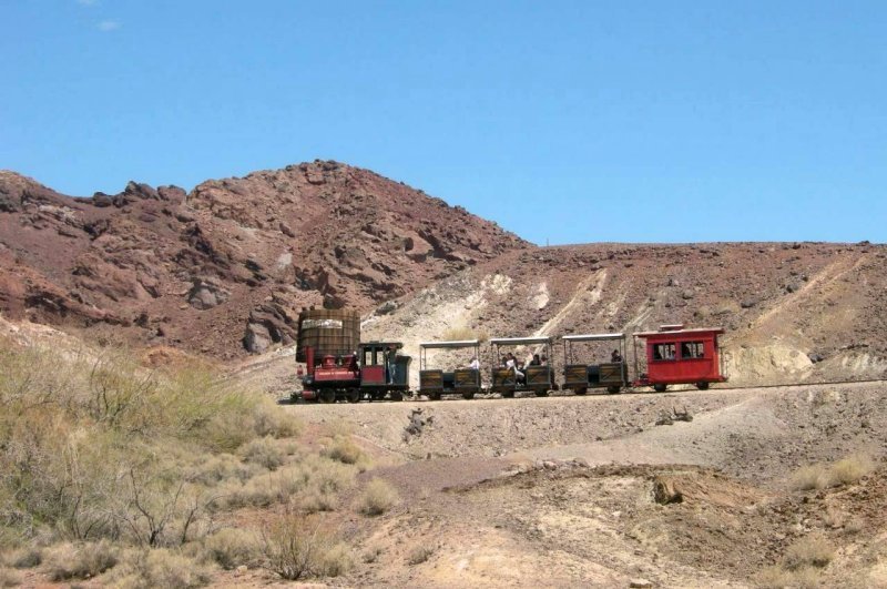 <strong>Calico Ghost Town</strong>