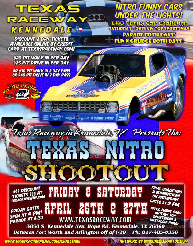 2013 TXR Texas Nitro Shootout