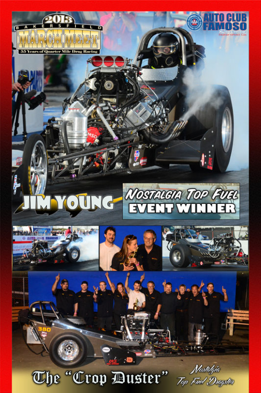 Ousley & Young March Meet TF Winner 2013