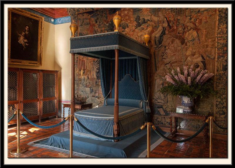 Diane de Poitiers Bedroom