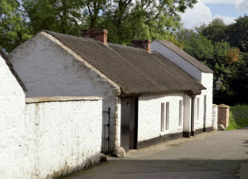 Blacksmiths house