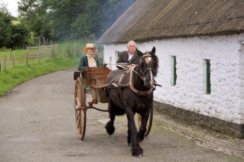 Traditional transport