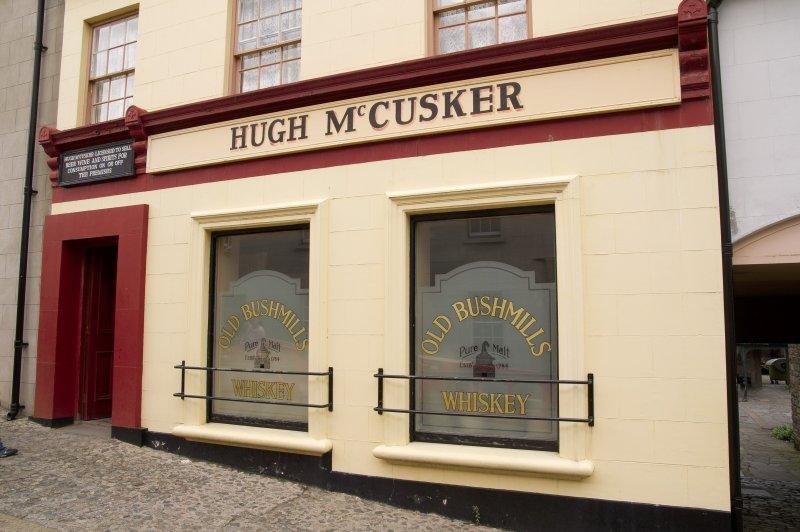 McCuskers pub