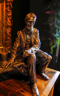Lincoln visits the Deep South, Houmas House Plantation, Darrow, Louisiana, 2012