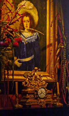 Art treasures, Houmas House Plantation, Darrow, Louisiana, 2012