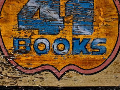 Route 41 Books, near Masaryktown, Florida, 2013