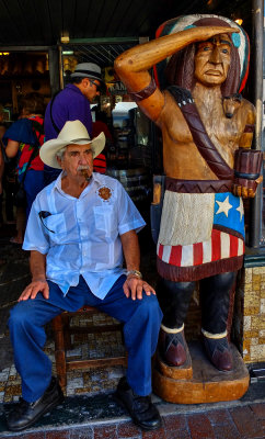 Tobacconist, Little Havana, Miami, Florida, 2013