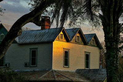 Sunset, High Springs, Florida, 2013