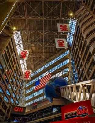 CNN Atrium, Atlanta, Georgia, 2013