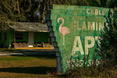 The Flamingo Apartments, Lake City, Florida, 2013