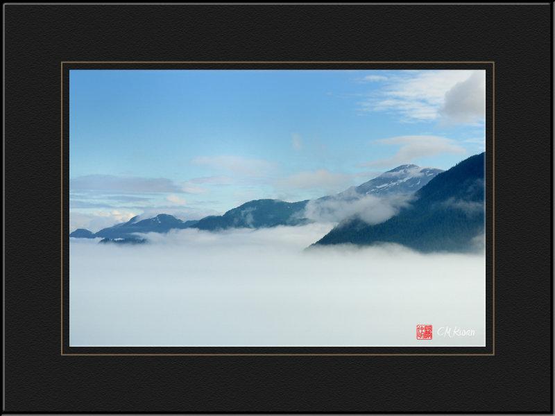 Foggy Lemsurier Island