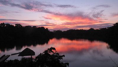 Amazon Sunset (Ecuador)