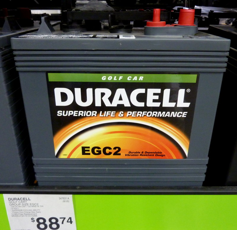 Costco vs Trojan Batteries [Sitemap] - Cruisers & Sailing Forums on exide nc 27, exide batteries, nc 27 battery,