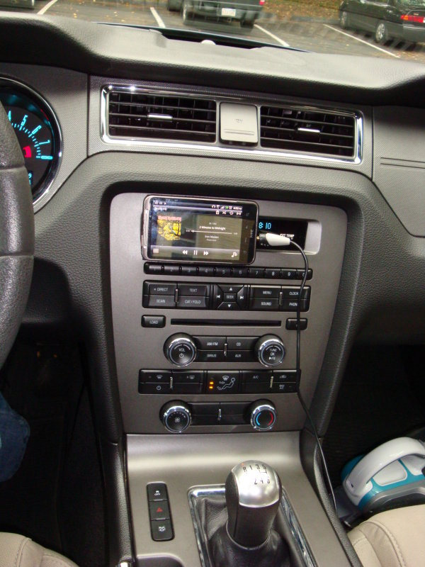4 Cell Phone Dash Mount Ford Mustang Forum