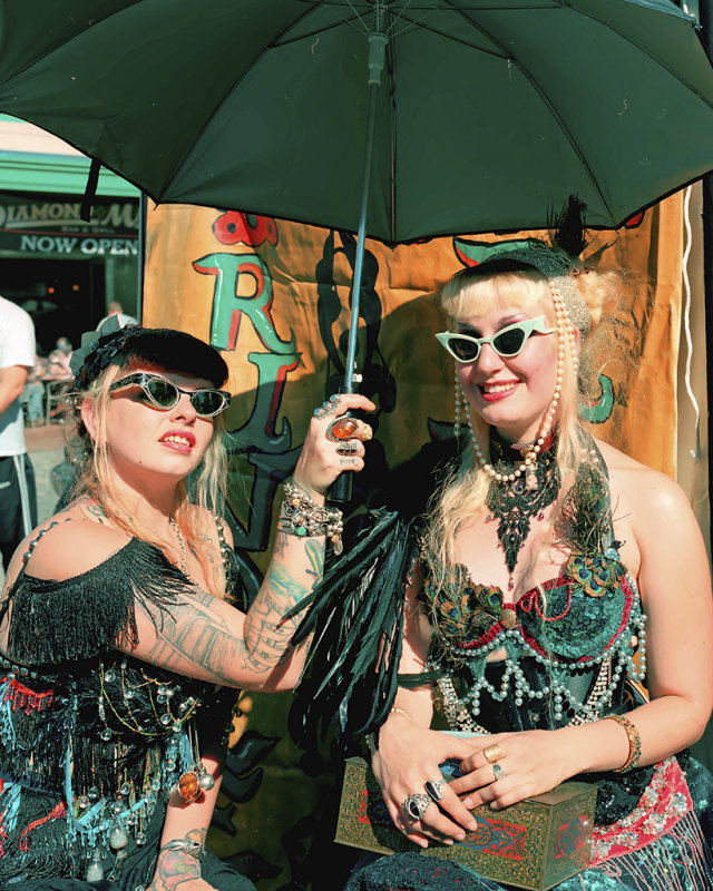 Market Square Zombie Fest