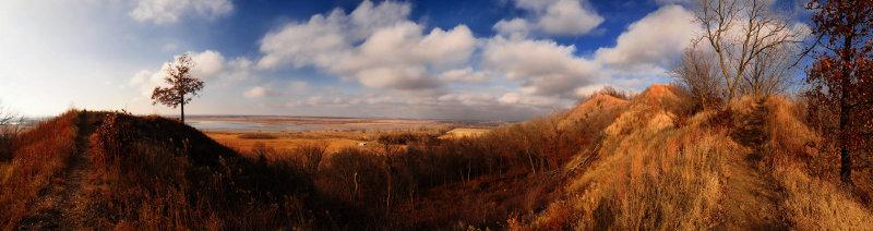 Squaw Creek Overlook (Grand Panorama)
