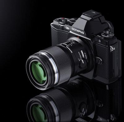 Olympus OM-D E-M5 + 60mm F2.8 macro