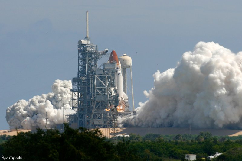 STS-115 Liftoff