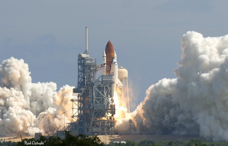 STS-115 Liftoff 1