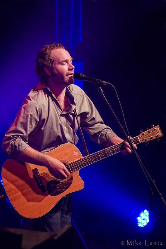 John Ondrasik on guitar