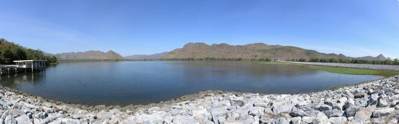 Thanthungna Dam  2006
