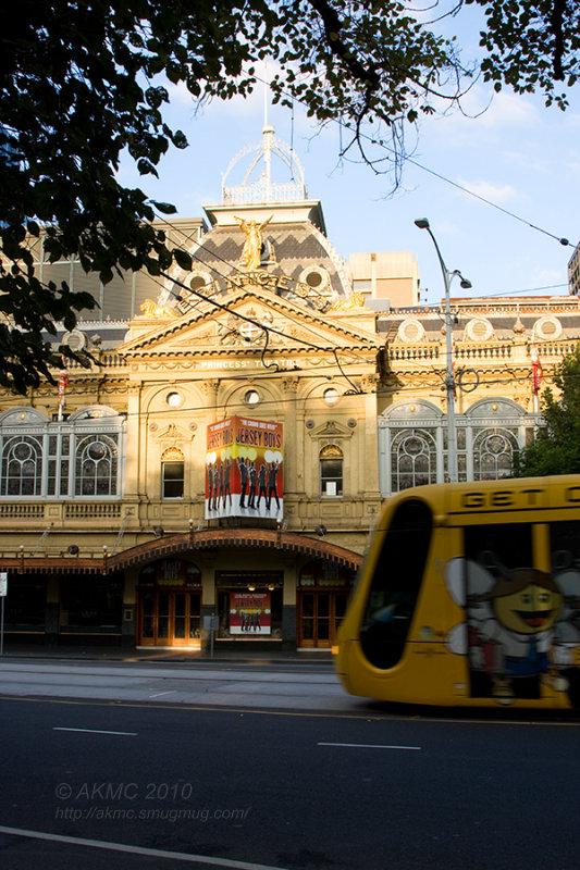 6930 Princess Theatre And Tram