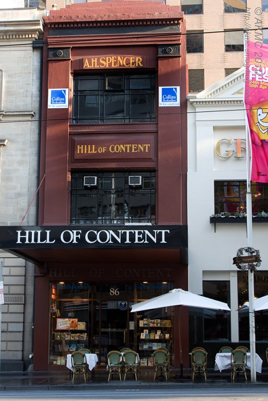 6955 The Hill Of Content