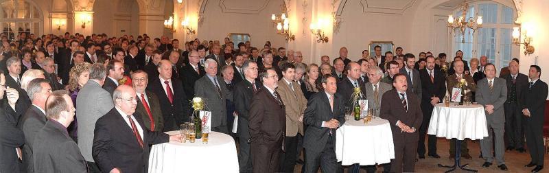 Empfang Wirtschaftskammer Wr. Neustadt, 17.1.2006