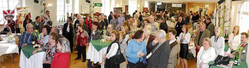 Wein- und Genussreise,  Schloss Katzelsdorf, 19. März 2006