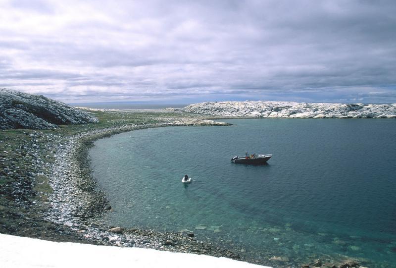 Marble Island, Nunavut