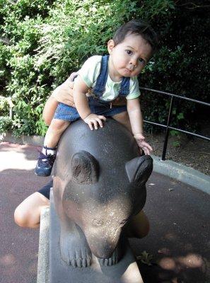 En el Zoologico de Washington, DC
