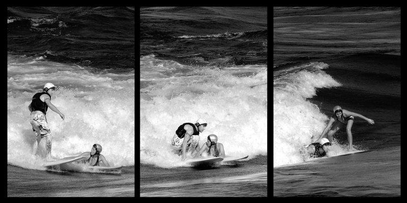 Montréal Surf - compo