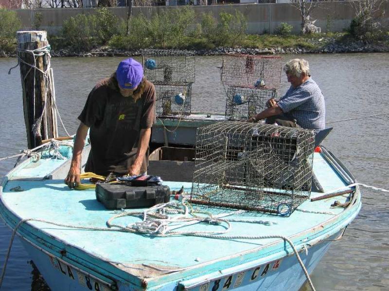 Bucktown Fishermen Ousted