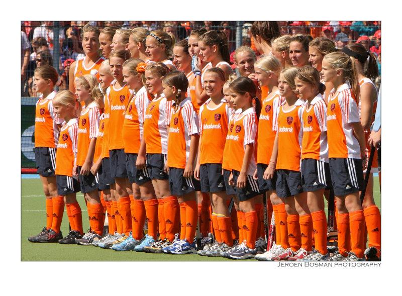 Dutch womens team
