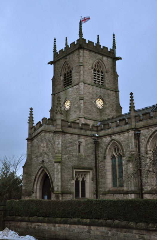 St Thomas Church, Lees, Oldham
