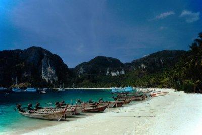 Koh Pee Pee beach - Thailand