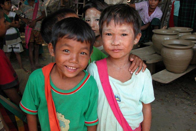 Yandabo kids