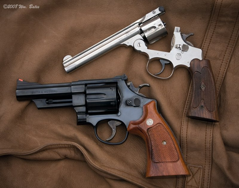 Smith  Wesson Perfected and 57 04_11_08.jpg