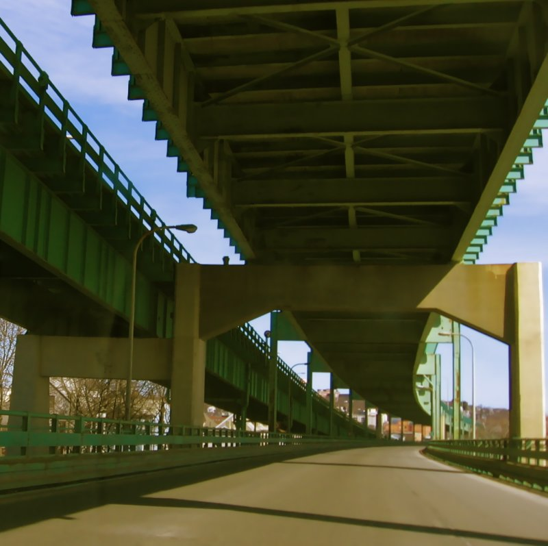 Mystic River Bridge #5845_2
