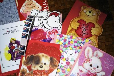 valentine cards for grandkids