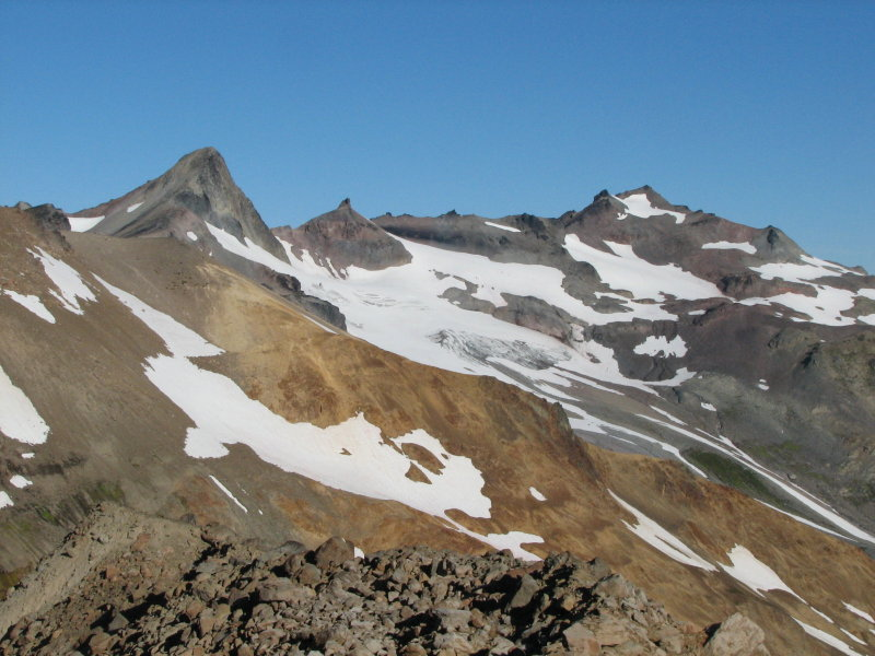 IMG_0427Ives Peak Ives glacier McCall glacier Old Snowy Mtn.JPG