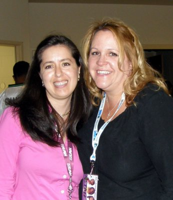 Sari Pascoe & Erin Iverson